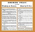 18660509 Goober Peas - lyrics - Thomasville Southern Enterprise (Georgia).jpg