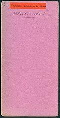 1873-07 Helgoland. Unterland von der Südspitze. Stereoskopie, Revers.jpg