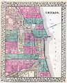 1877 Mitchell's map of Chicago.jpg