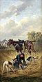 1885 Sverchkov Jagd mit Schnellhunden anagoria.JPG