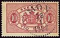 1885issue 1908 10öre Sweden Official Mon MiD5a.jpg