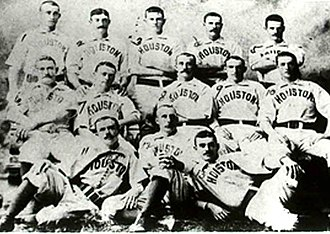 Herald Park - Herald Park was the home of the 1889 Houston Mud Cats team that won the Texas League pennant