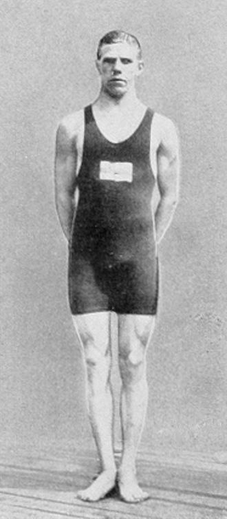 1892 in Sweden - Erik Adlerz won two Olympic gold medals in diving in 1912.