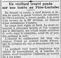 19140918 - Le Petit Parisien - Un vieillard trouvé pendu sur une tombe au Père-Lachaise.jpg