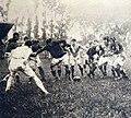 1923 (13 mai), dribbling du toulousain Lubin-Lebrère durant la finale du championnat.jpg