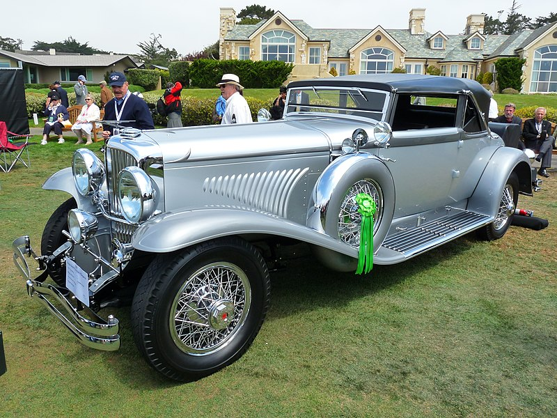 File:1930 Duesenberg J Hibbard & Darrin Victoria convertible 3828668475.jpg