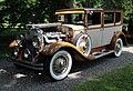 1930 Franklin 145 Sedan, front left hood open.jpg