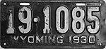 1930 Wyoming license plate.jpg