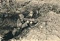 1934 Mitrailleur et pourvoyeur d'un fusil-mitrailleur Chauchat du 12A (2).jpg