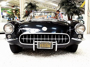 1956 Chevrolet Corvette Cabrio pic1.JPG