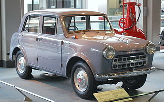 Nissan Bluebird - 1956 Datsun 112 series