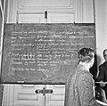 1958 visite d'une délégation INRA au Haras du Pin Cliché Jean Joseph Weber-23-1.jpg