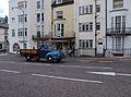 1959 Bedford J1 lorry (YUY 551), 2009 HCVS London to Brighton run (3).jpg