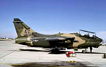195th Tactical Fighter Training Squadron A-7K Corsair II 79-0461.jpg