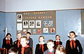 1964 Hammond Slides School Students and Poster.jpg