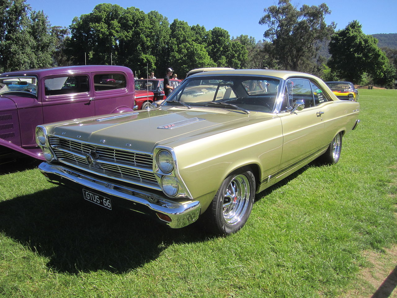 File 1966 Ford Fairlane Coupe Jpg Wikimedia Commons