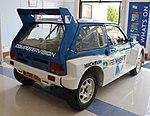 1985 MG Metro 6R4 3.0 Rear.jpg