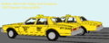 1987 Chevrolet Caprice Buffalo Yellow Cabs.png