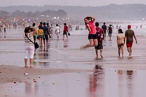 1 Beach, Goa India, March 2013