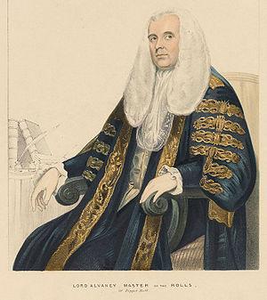 Richard Pepper Arden, 1st Baron Alvanley - Image: 1st Lord Alvanley