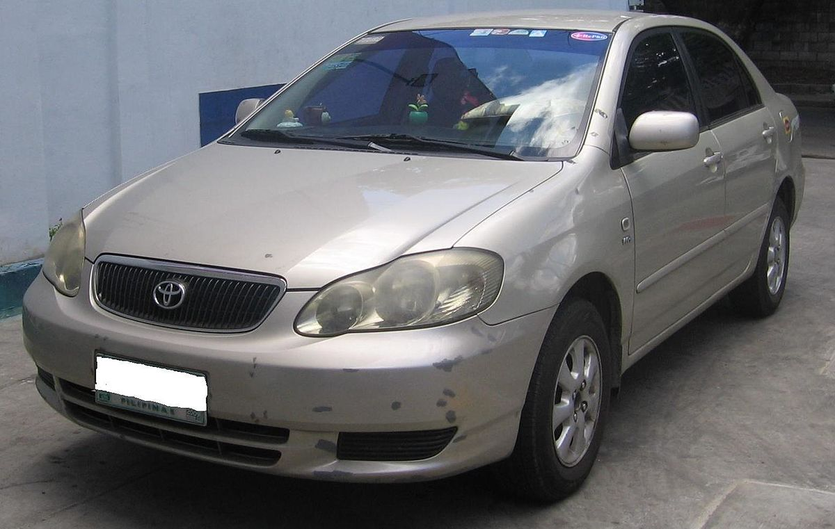 Kelebihan Corolla Altis 2001 Review