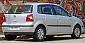 2002-2003 Volkswagen Polo (9N) SE 5-door hatchback 01.jpg