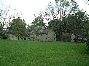 Ephrata Cloister - Image: 2003.09.20 42 Ephrata Cloister Pennsylvania