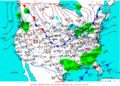 2004-02-14 Surface Weather Map NOAA.png