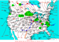 2004-05-30 Surface Weather Map NOAA.png