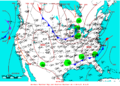 2007-07-14 Surface Weather Map NOAA.png