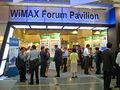 2007WiMAXForumTaipeiShowcase WiMAX Forum Pavilion.jpg