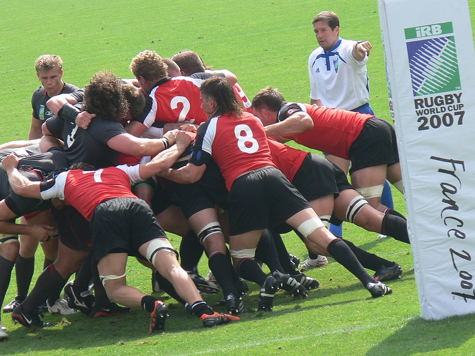 2007 rugby world cup Wales vs Canada 2