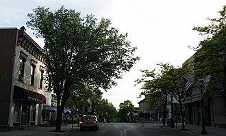 Hollidaysburg, Pennsylvania - Allegheny Street