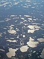 2008 Russia Northern Siberia lakes aerial.jpg