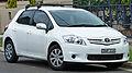 2009-2010 Toyota Corolla (ZRE152R) Ascent 5-door hatchback (2011-01-19).jpg