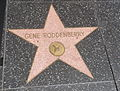 2009 Gene Roddenberry star (cropped).jpg