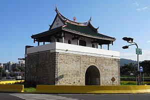 Kaohsiung - South Gate of Fengshan County