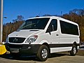 2010 Mercedes-Benz Sprinter 2500 Passenger Van (W906).jpg