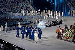 2010 Opening Ceremony - Argentina entering.jpg