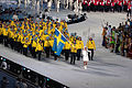 2010 Opening Ceremony - Sweden entering.jpg