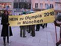 2011-03-01 NOlympia Aktion Marienplatz München 02.jpg