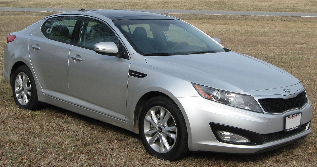 Used Cars Kia Optima