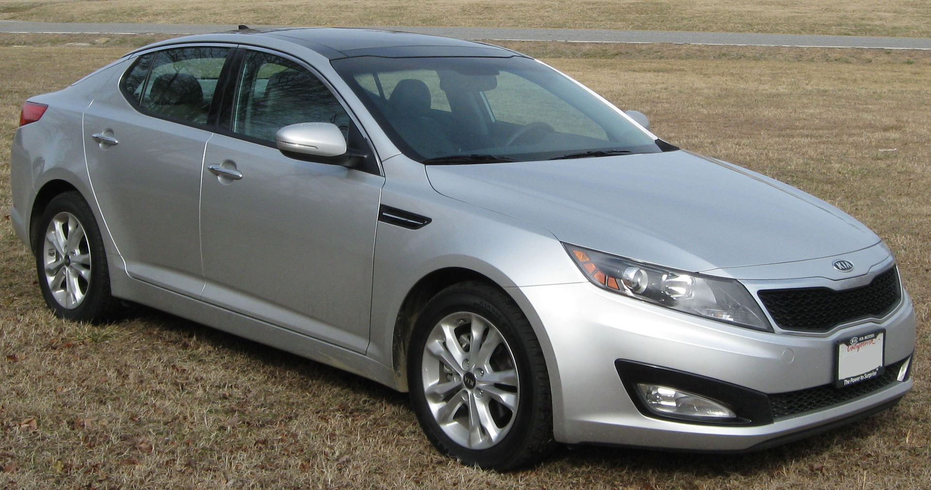 Kia Optima Wikipedia