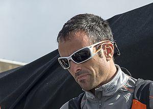 Franck Cammas - Franck Cammas in 2012.