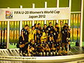 2012 FIFA U-20 Women's World Cup Champions 05.JPG