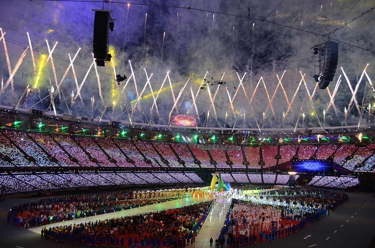 2012 summer olympics closing ceremony wikipedia
