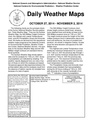 2014 week 44 Daily Weather Map color summary NOAA.pdf