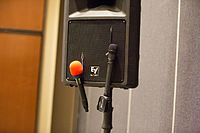 2015 Wikimania press conference-3.jpg