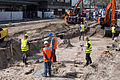 2016 0412 Car park Leidsenhage 5000 yr old settlement 02.jpg
