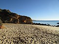 2017-12-01 East across Praia de Santa Eulália, Albufeira.JPG
